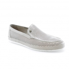 ivory colour men open shoes