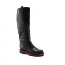 Black colour women boots