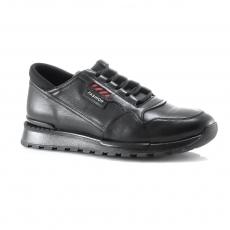 Black colour men  leisure style shoes