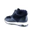 Mėlynos spalvos moteriški žieminiai batai