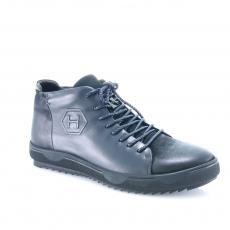 Blue colour men  rudeniniai pašiltinti batai