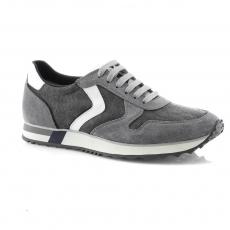 Pilkos spalvos vyriški  laisvalaikio stiliaus batai