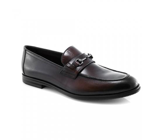 Rudos spalvos vyriški  klasikiniai batai