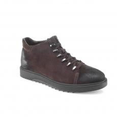 Rudos spalvos vyriški  žieminiai batai