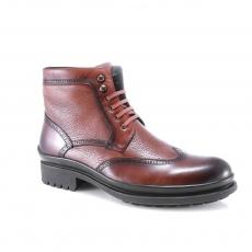 Rudos spalvos vyriški  rudeniniai pašiltinti batai