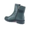 Žalios spalvos moteriški žieminiai batai